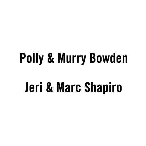 Polly and Murry Bowden / Jeri and Marc Shapiro